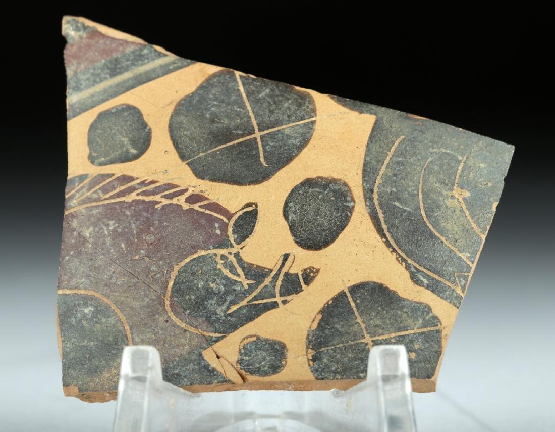 Greek Italo-Corinthian Olpe Fragment with Boar