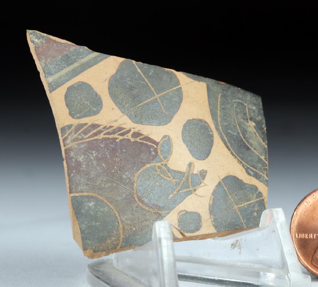 Greek Italo-Corinthian Olpe Fragment with Boar - 2