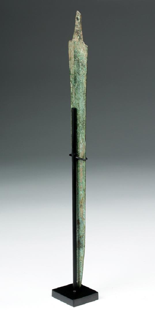 Luristan Bronze Spear Point - Ex-Piscopo - 4