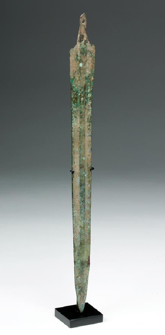 Luristan Bronze Spear Point - Ex-Piscopo - 5