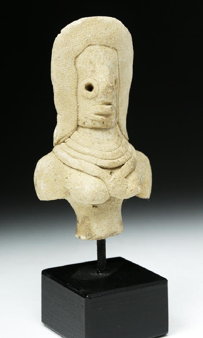 Ancient Nal Pottery Mother Goddess Bust - Mehrgarh - 2