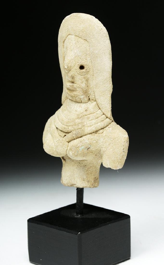 Ancient Nal Pottery Mother Goddess Bust - Mehrgarh - 3