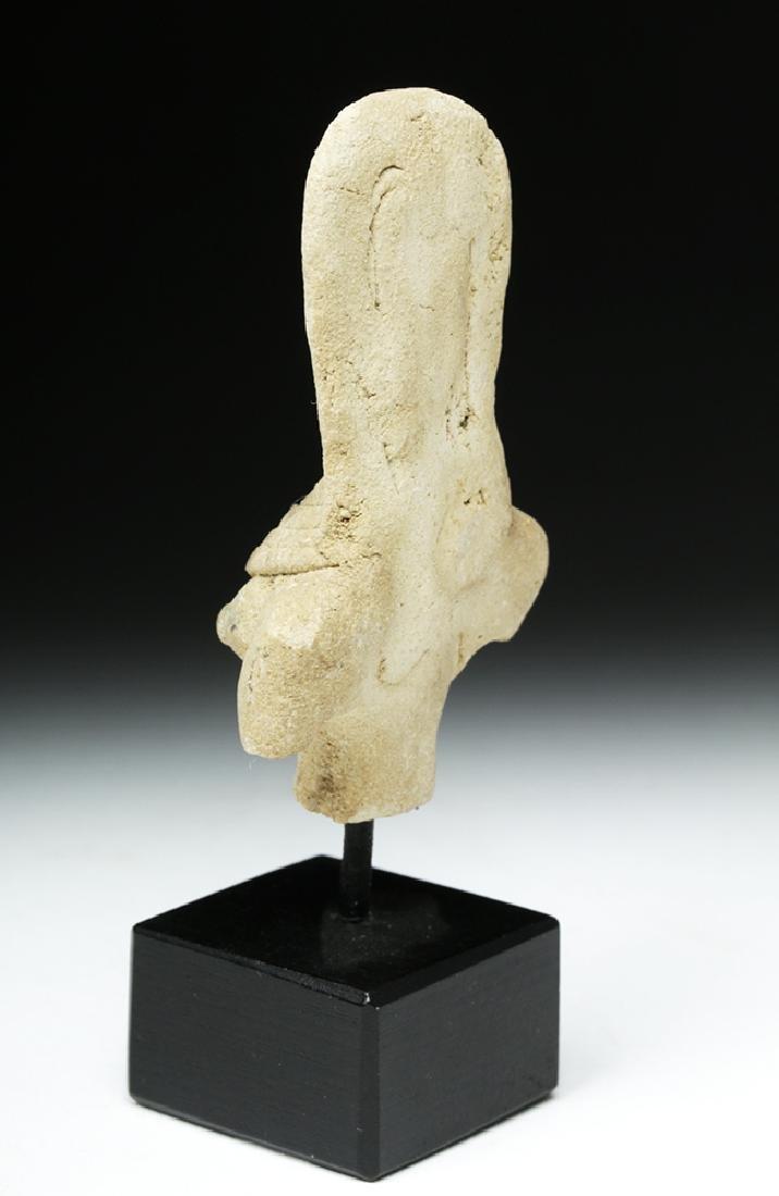 Ancient Nal Pottery Mother Goddess Bust - Mehrgarh - 4