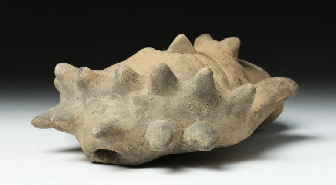 Rare Bahia Pottery Head of an Old Man - 7
