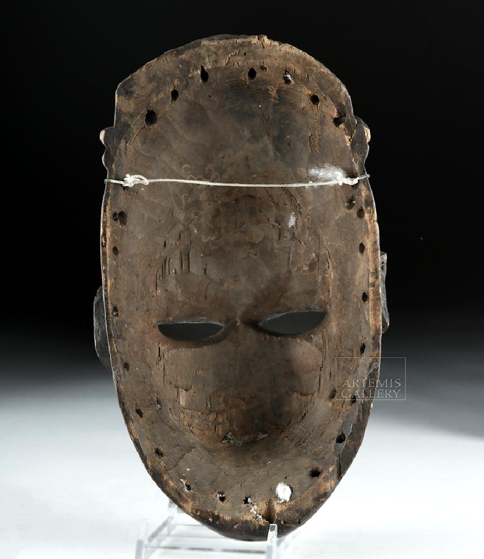 Mid-20th C. African Ogoni Wooden Face Mask - 4