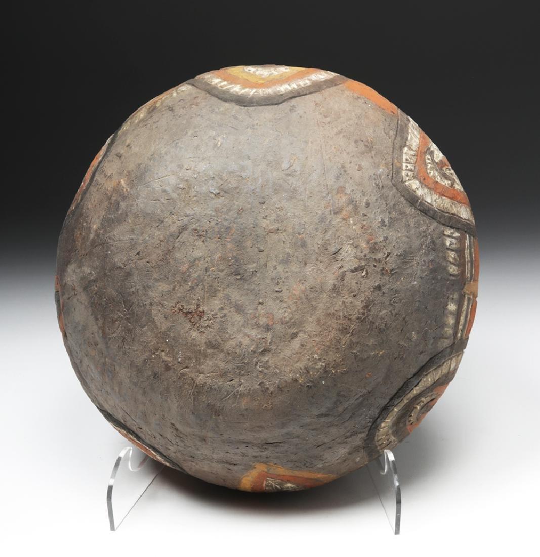 20th C. Papua New Guinea Wosera Clay Jar - 6