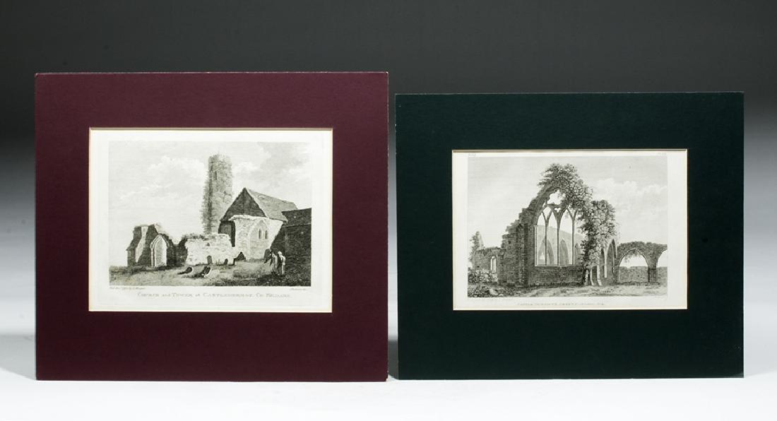 Three 19th C. Maps & Two 19th C. Prints - 3