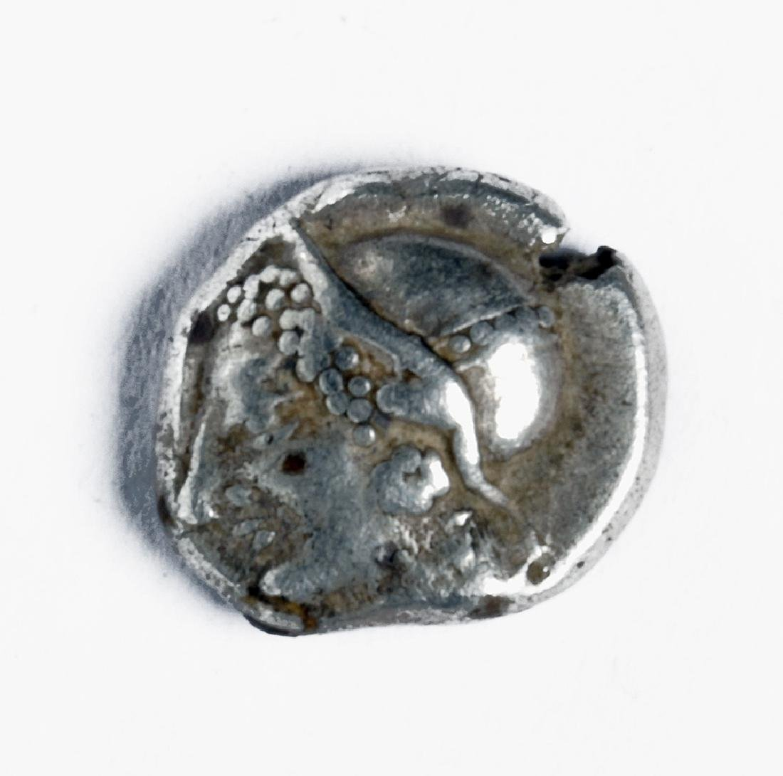 Silver Diobol from Ionia in Asia Minor - Phokaia - 2