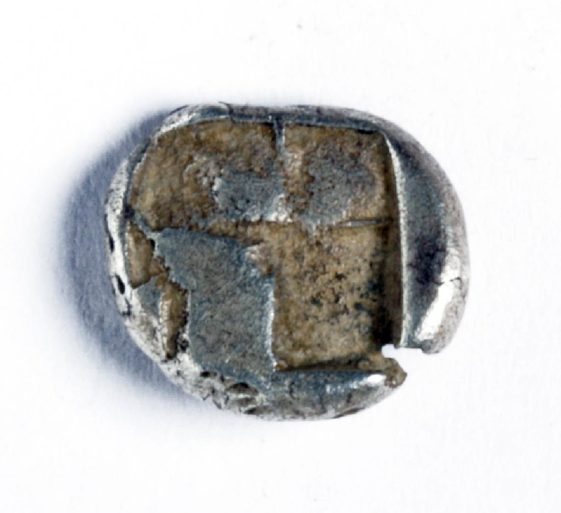 Silver Diobol from Ionia in Asia Minor - Phokaia - 3