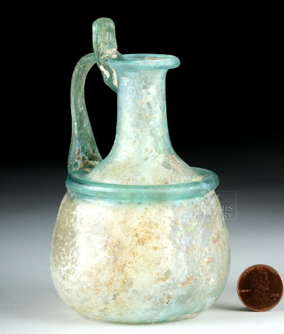 Roman Glass Pitcher - Rare Form