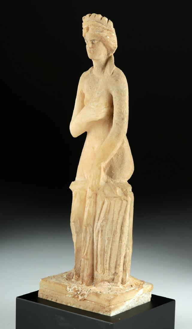 Roman Marble Statue of Venus Pudica - 2