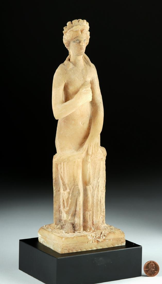 Roman Marble Statue of Venus Pudica - 3