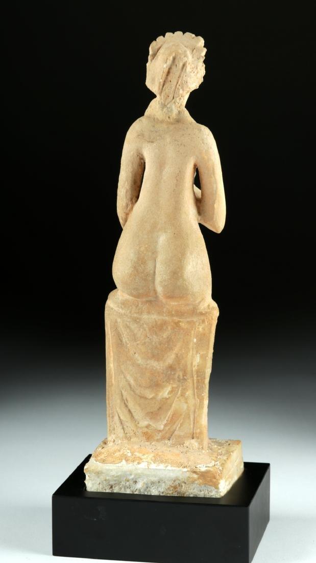 Roman Marble Statue of Venus Pudica - 4
