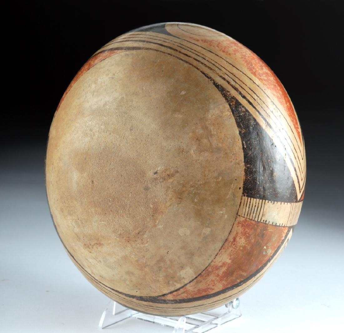 Casas Grandes Polychrome Pottery Vessel - 6