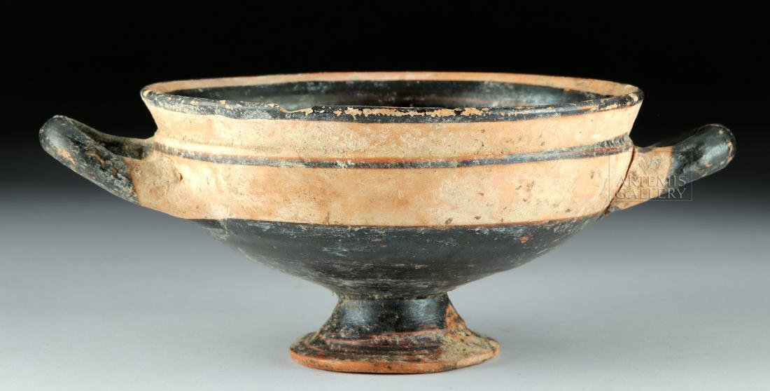 Greek Ionian Pottery Kylix