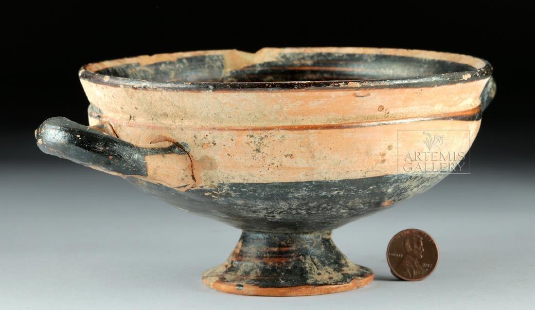 Greek Ionian Pottery Kylix - 2