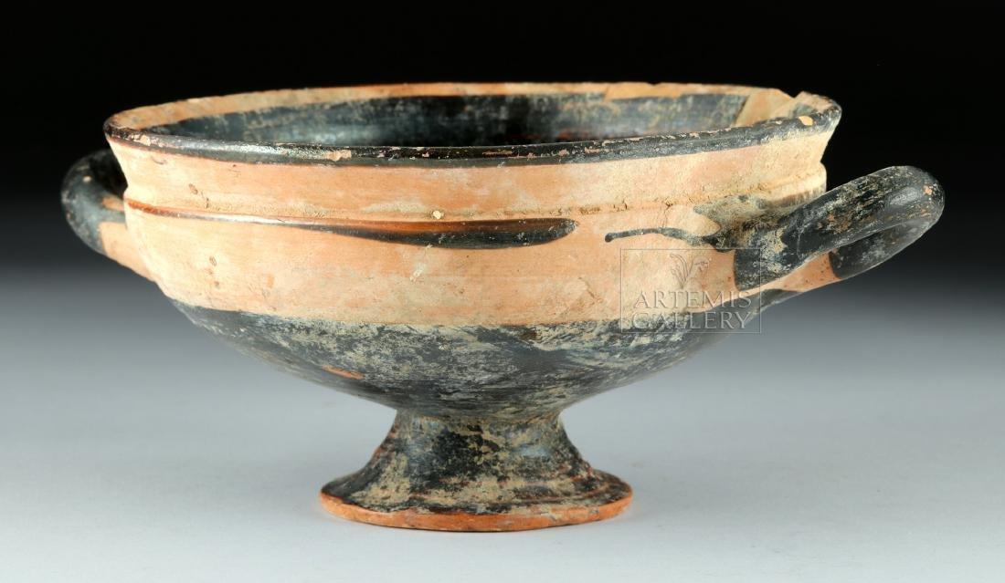 Greek Ionian Pottery Kylix - 3