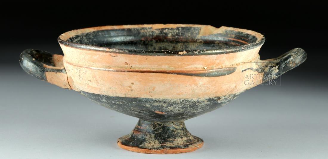 Greek Ionian Pottery Kylix - 4