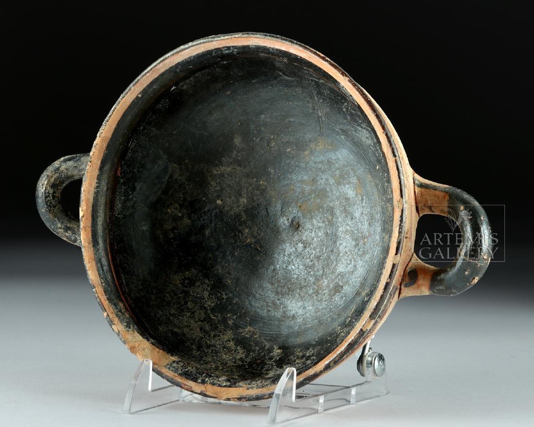 Greek Ionian Pottery Kylix - 5