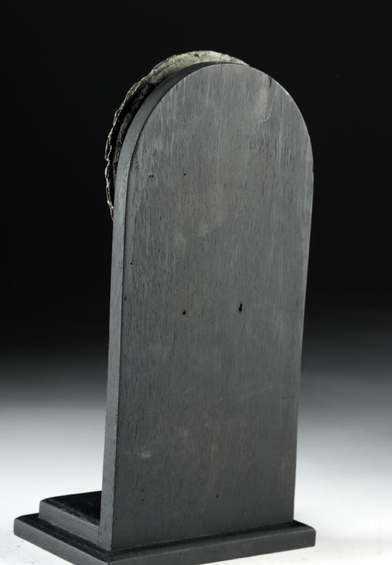 Etruscan Bronze Mirror - Judgment of Paris - 5