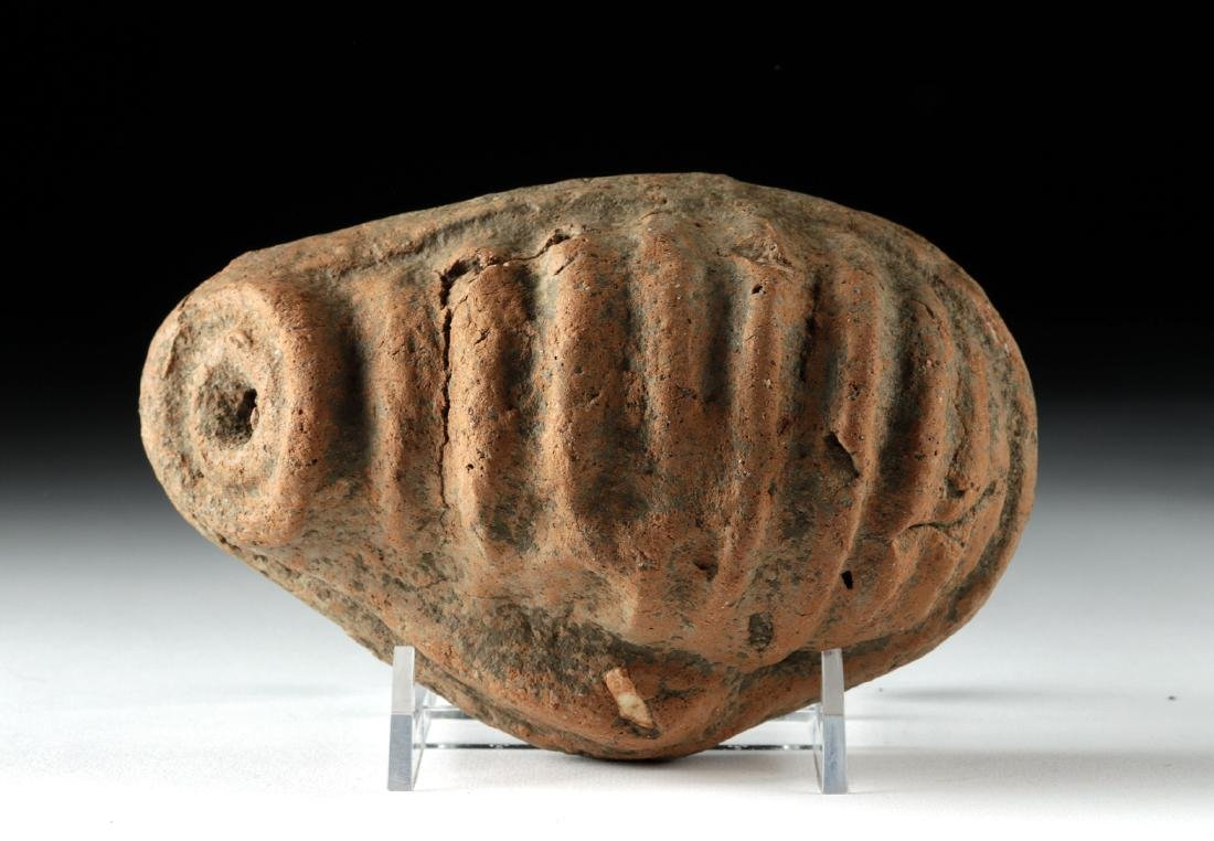 Etruscan Terracotta Votive Uterus
