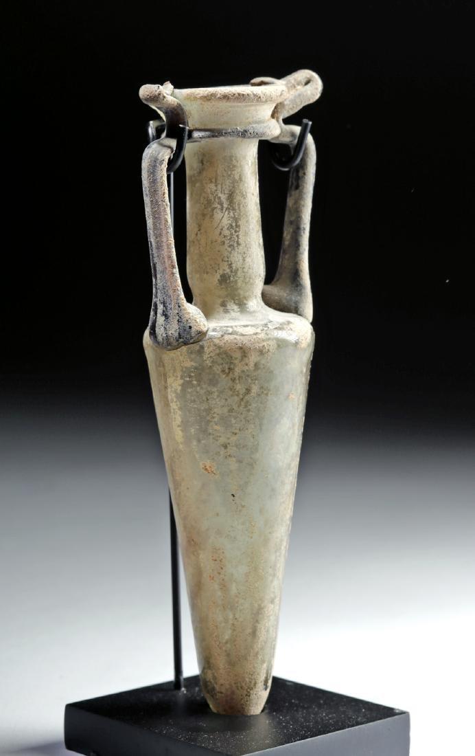 Stunning Roman Glass Amphoriskos - 2