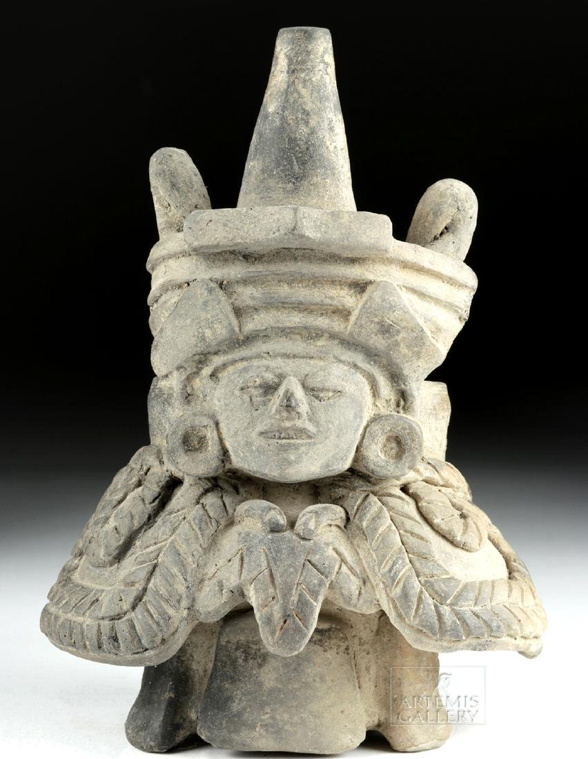 Zapotec Pottery Vessel with Lord
