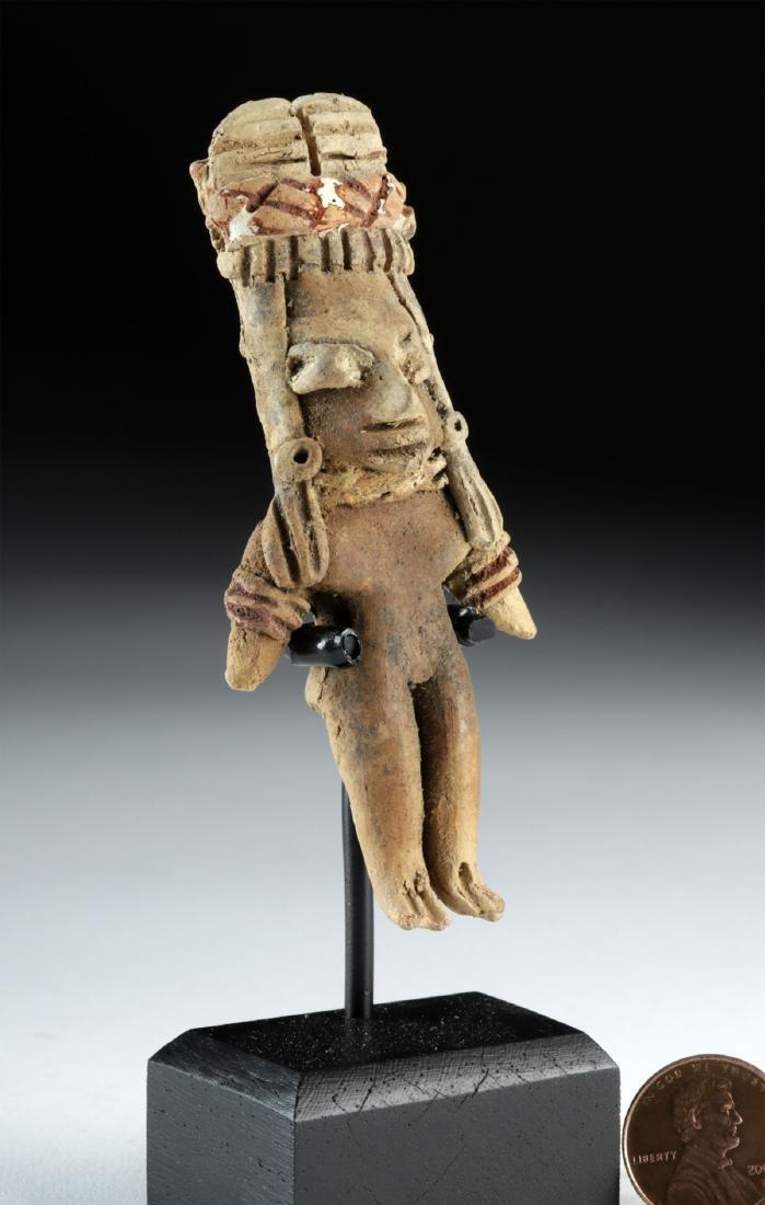 Chupicuaro Pottery Pretty Lady Figure - 2