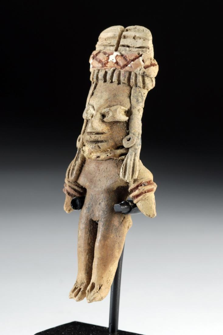 Chupicuaro Pottery Pretty Lady Figure - 3