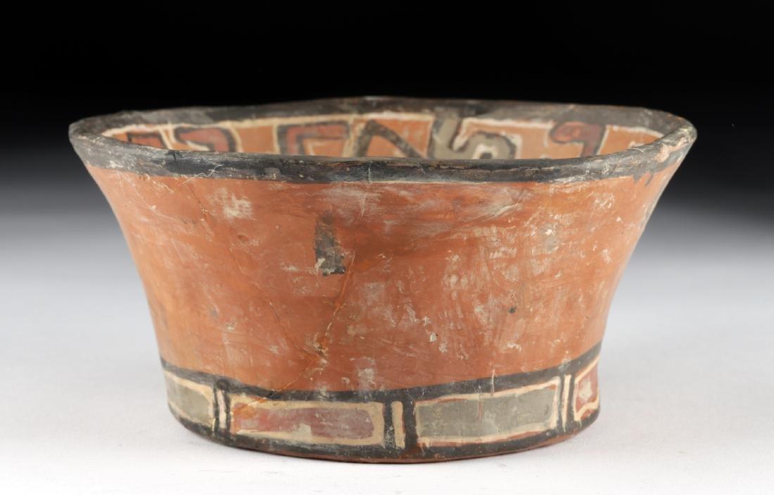 Bolivian Chiribaya / Tiahuanaco Polychrome Bowl - 4