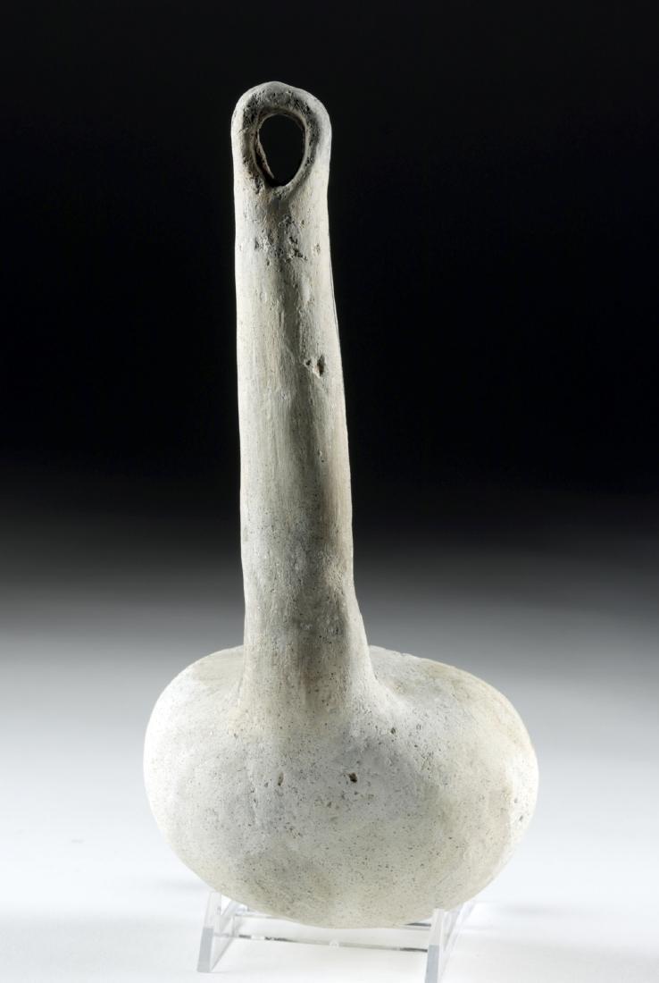 Anasazi Tularosa Pottery Black-on-White Ladle - 3