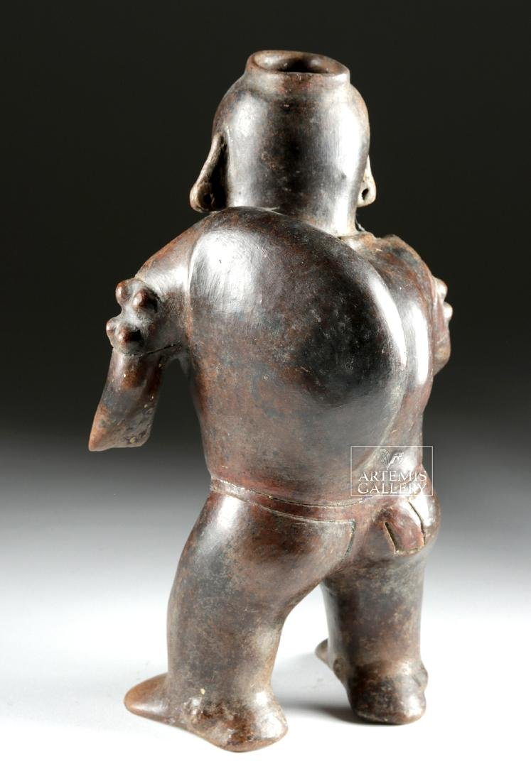 Important Colima Pottery Shaman in Transformation - 4
