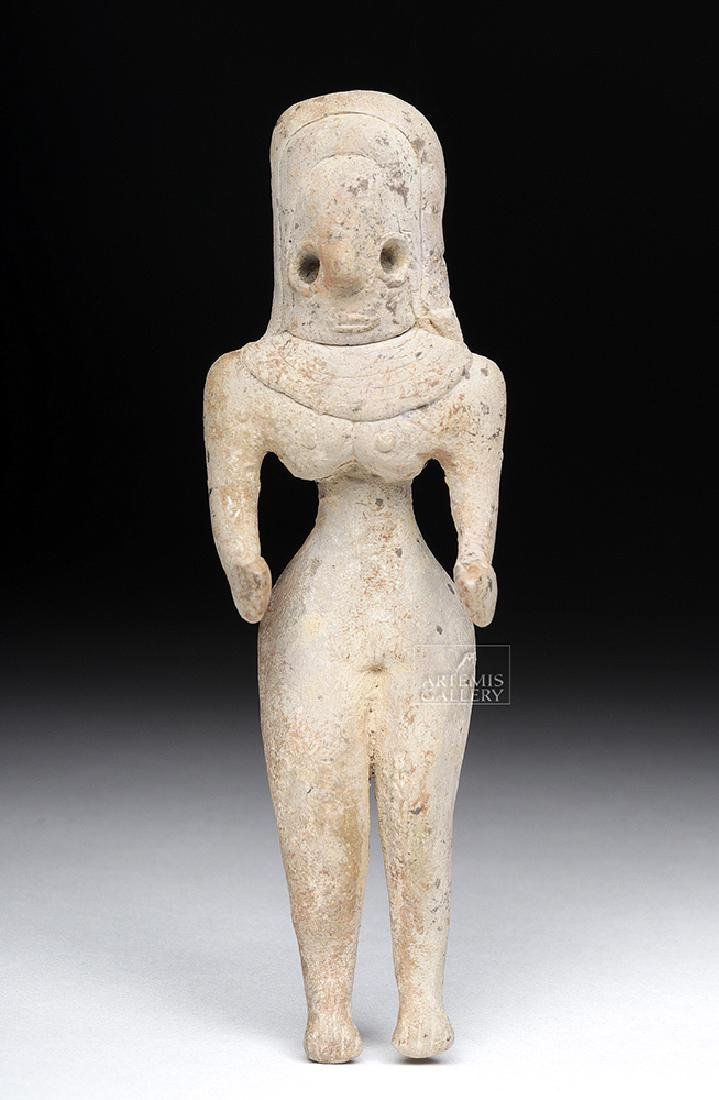 "Large Indus Valley Mehrgarh Ceramic ""Fertility Goddess"""