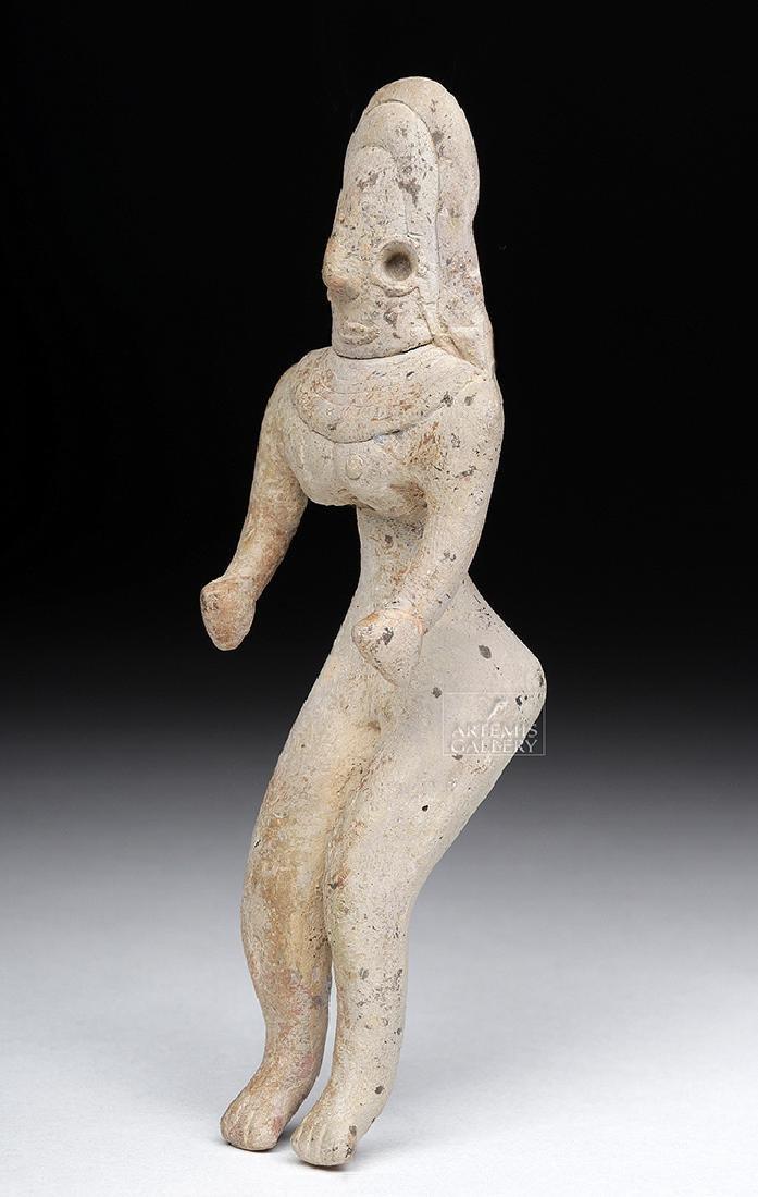 "Large Indus Valley Mehrgarh Ceramic ""Fertility Goddess"" - 2"
