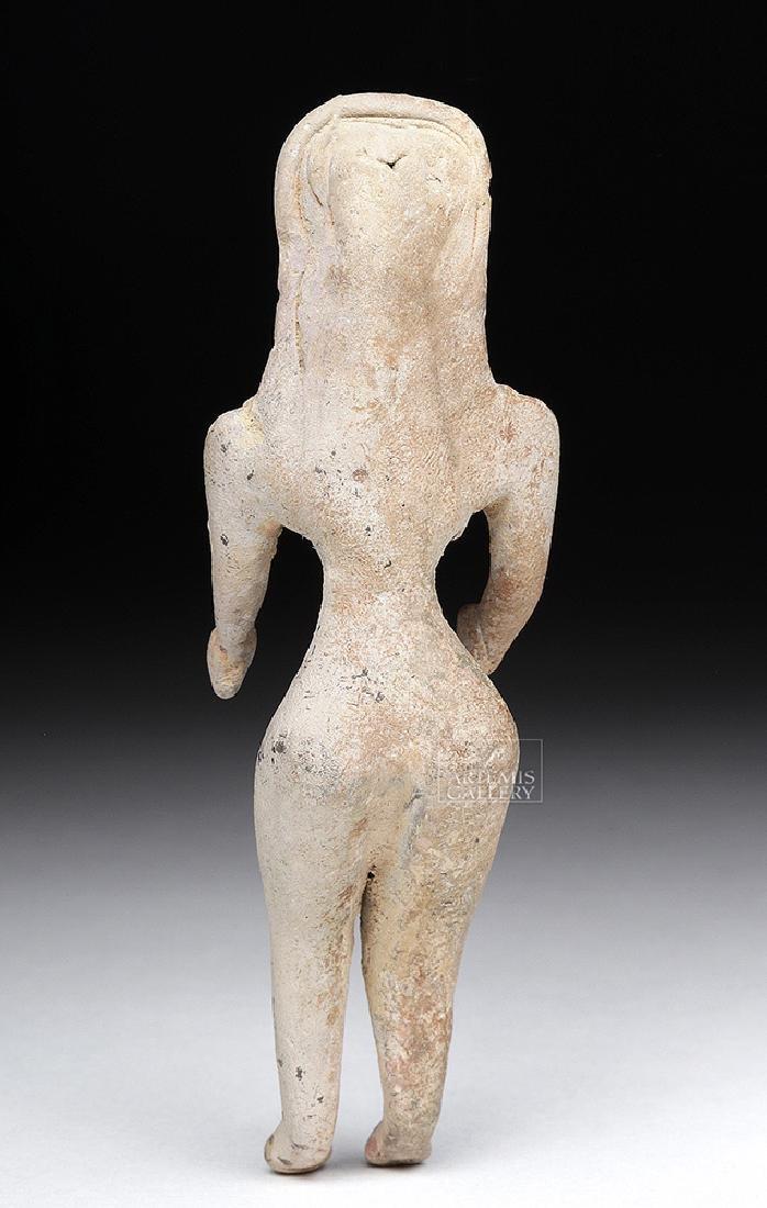 "Large Indus Valley Mehrgarh Ceramic ""Fertility Goddess"" - 5"