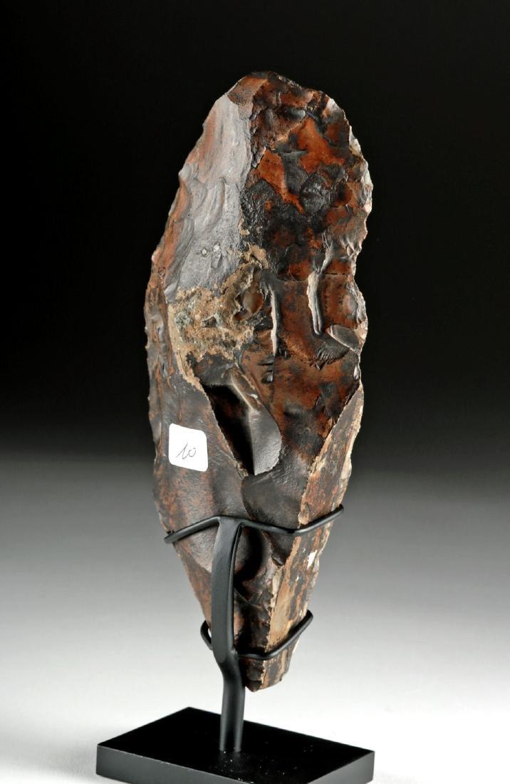 Egyptian Middle Paleolithic Flint Knife - 4