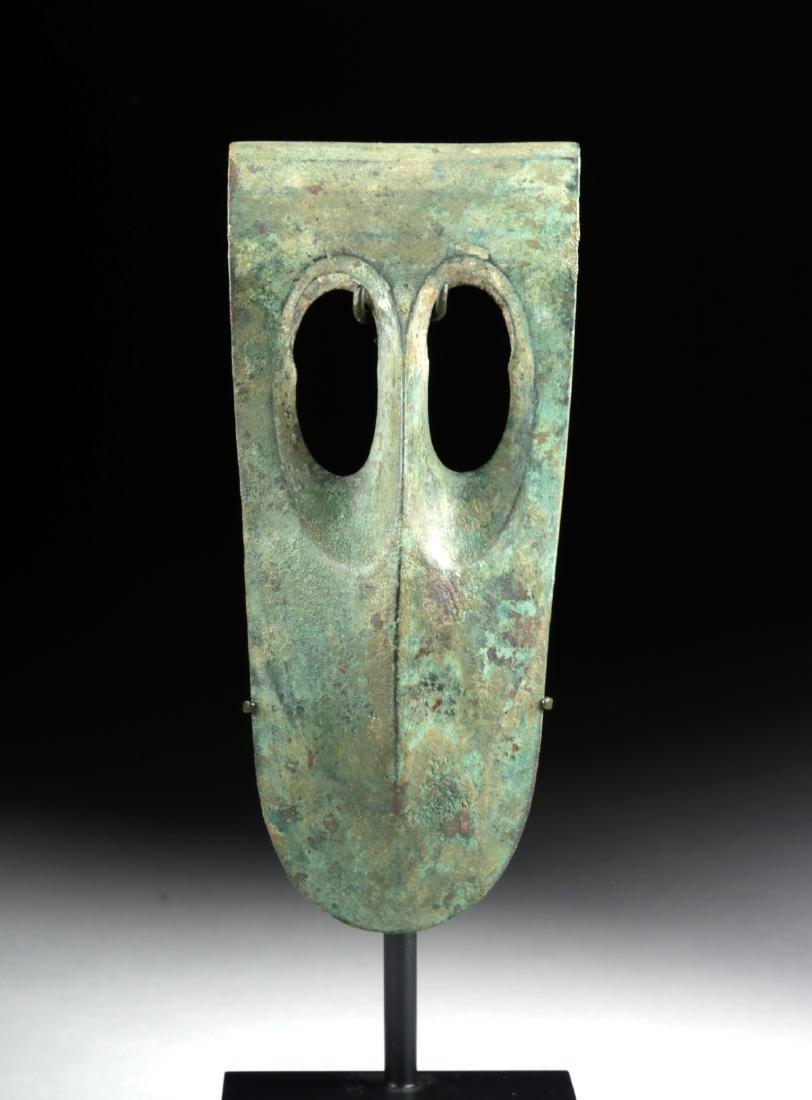 Caananite Bronze Duckbill Axe Head