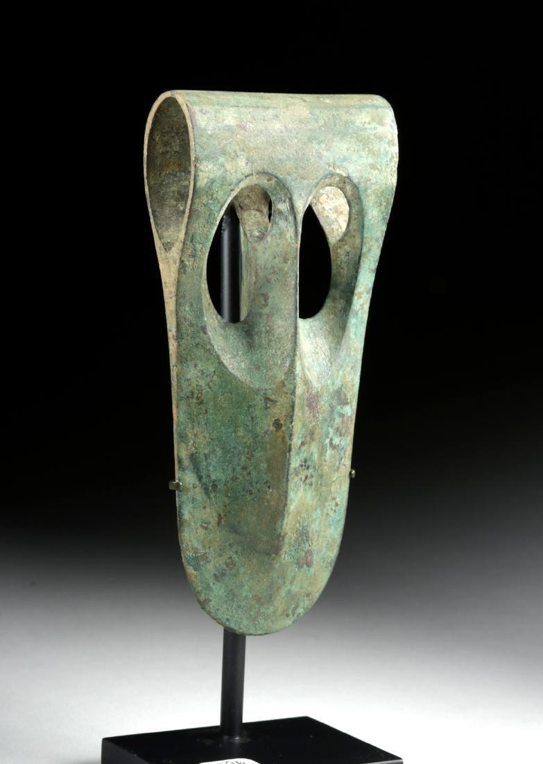 Caananite Bronze Duckbill Axe Head - 2