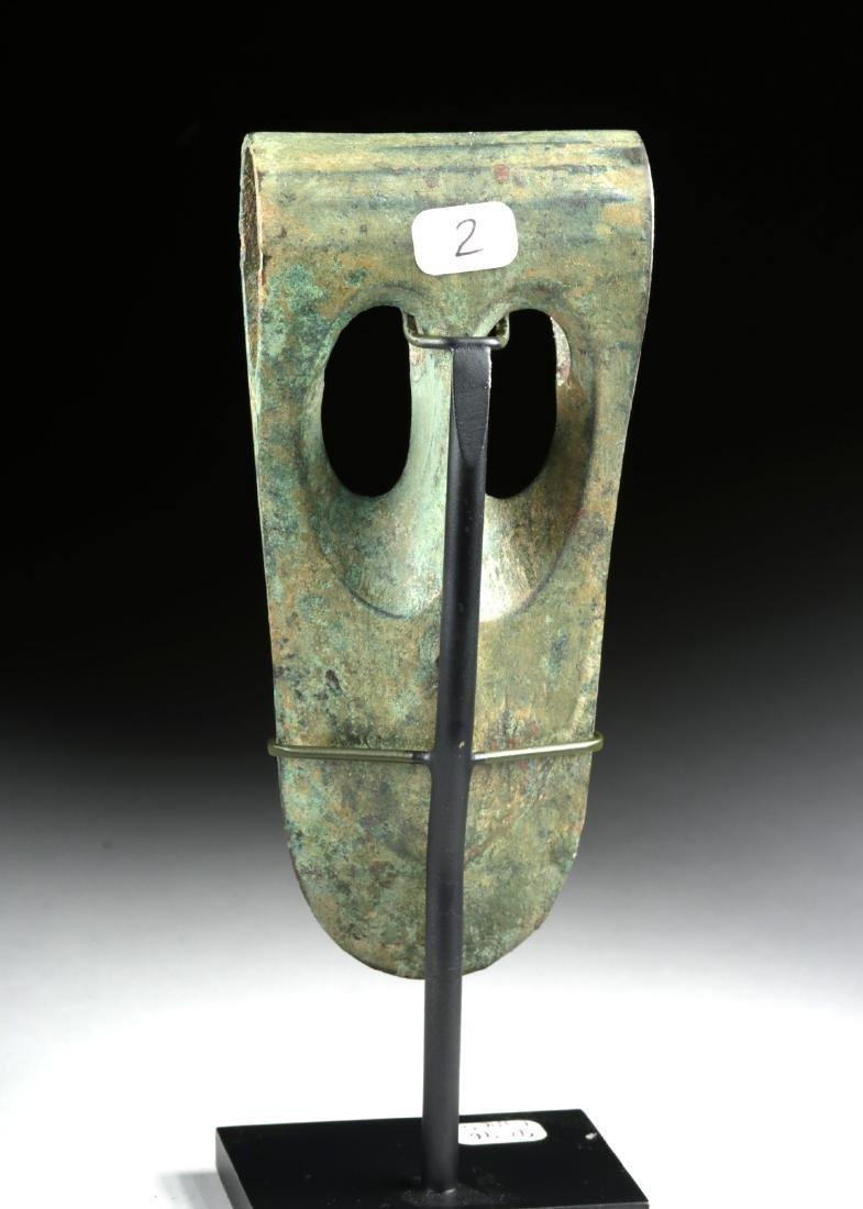 Caananite Bronze Duckbill Axe Head - 4