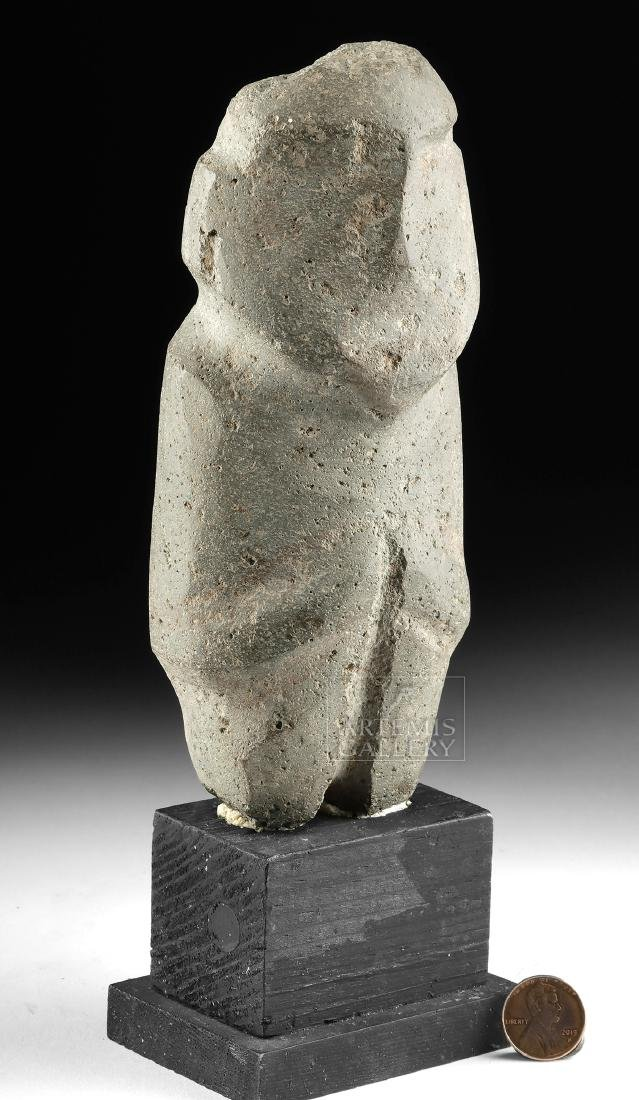 Guerrero Mezcala Stone Axe God Figure - 2