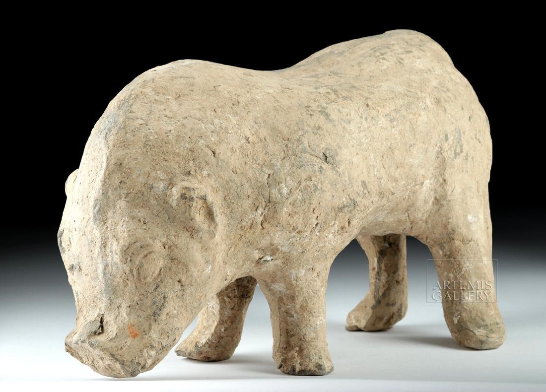 Chinese Han Dynasty Terracotta Pig w/ TL