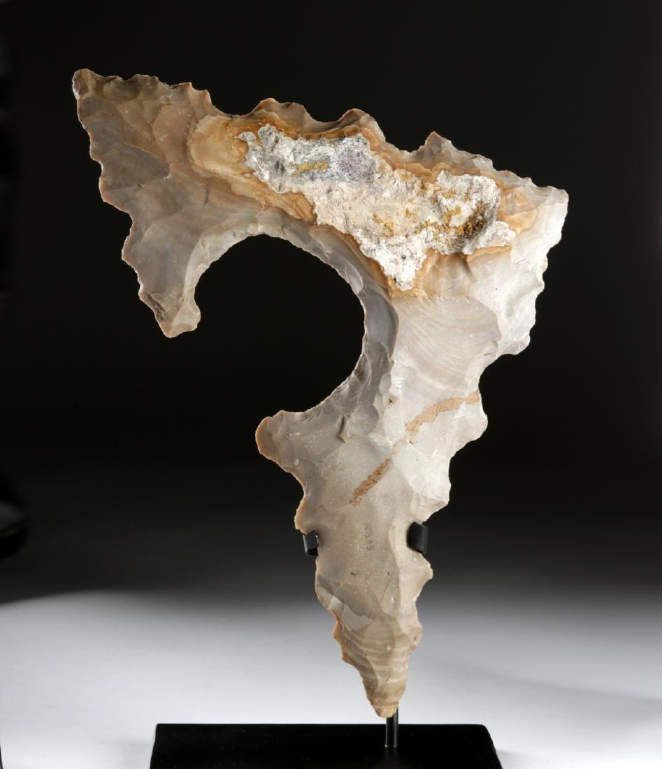 Huge Maya Belize Eccentric Stone
