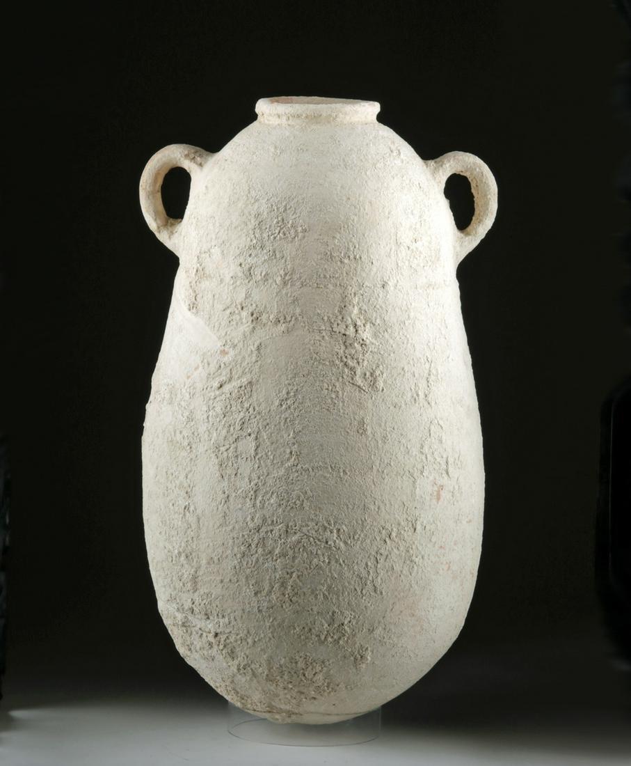 Large Roman Pottery Transport Amphora, TL Tested