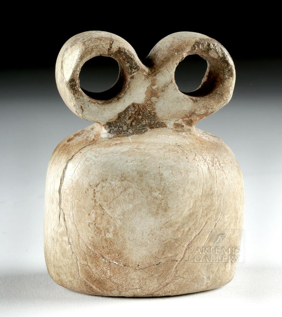 Tell Brak / Late Uruk Stone Eye Idol