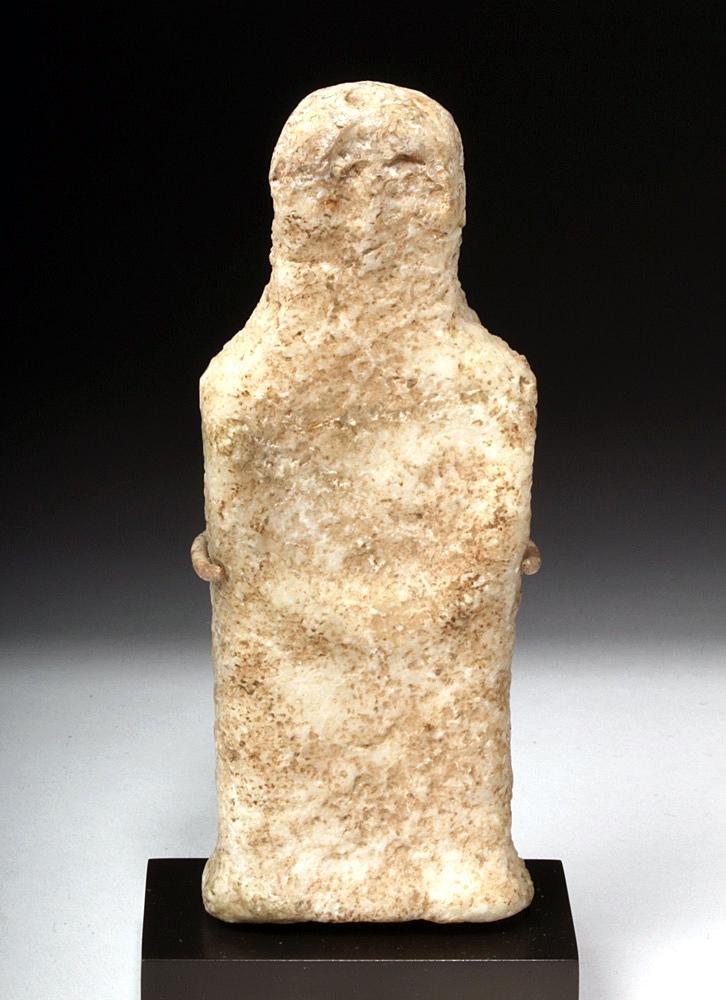 Ancient Anatolian / Early Bronze Age Stone Idol