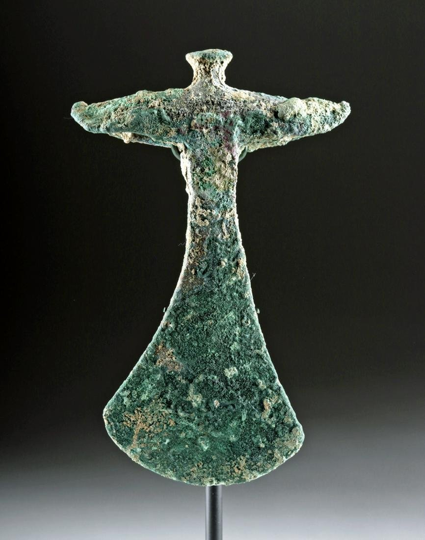 Ancient Anatolian Copper Axe Head