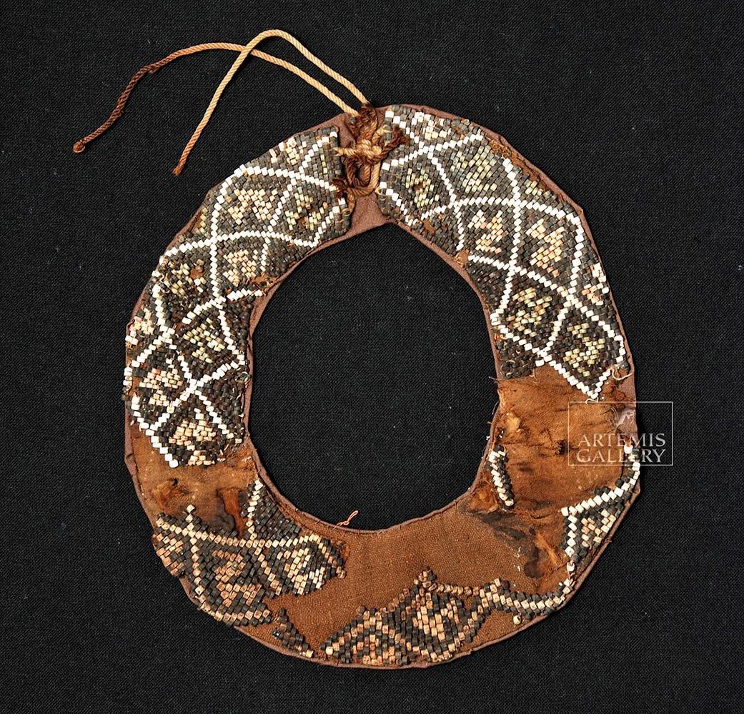 Sican / Lambayeque Shell Bead Pectoral