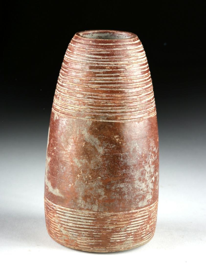 19th C. African Djenne Redware Vessel