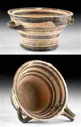 Mycenaean Vessel w Avian Spout exRoyal Athena