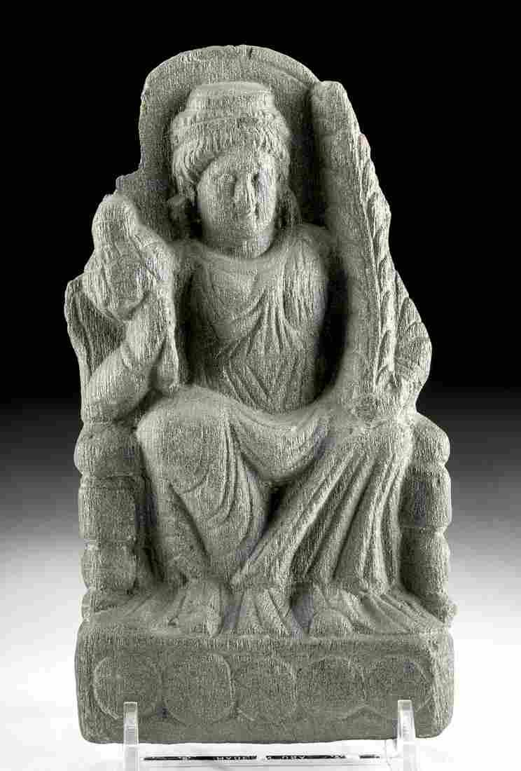 Gandharan Schist Relief of Hariti